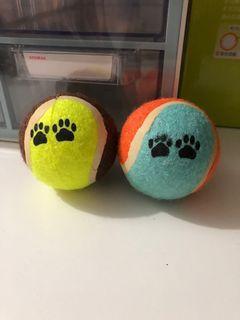 寵物咬咬球球~2入