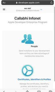 購買蘋果企業開發者帳號