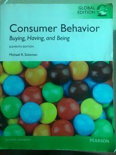 消費者行為課本