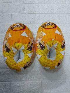 鬼滅造型室內保暖鞋 兩雙合購350元
