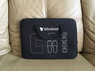 全新 黑色手提筆記型電腦包/筆電包