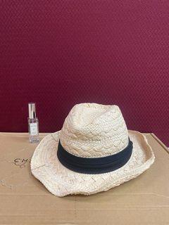 全新韓妞小清新女孩必備夏季質感編織草帽 (可調式頭圍,低於五折賠售)