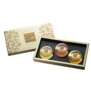 台鹽黃金香氛禮盒 台鹽黃金皂