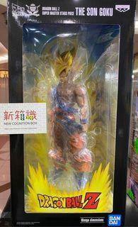 新箱識 現貨 行 再版 景品 龍珠 SMSP Super Master Stars Piece Dragon Ball Z The Son Goku 孫悟空 2D 漫畫 動畫 色 Manga Dimensions 超級 撒亞人 悟空