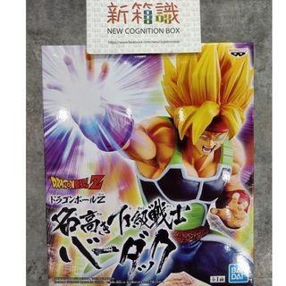 新箱識景品 巴達克 龍珠 超 Dragon Ball GT gt Z Super 悟空 巴達古 超級 撒亞人 戰士