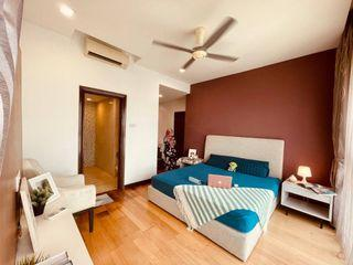 💢 Good Price & Value! ⛱ Comfortable Fully Furnished Master Bedroom, Rooftop Infinity Pool 😏