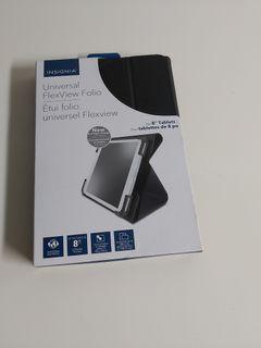 Black tablet case/holder