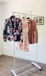 Blazers and dress