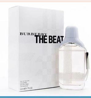 Burberry The Beat巴寶莉動感節拍女士淡香水50ml