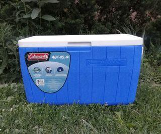Coleman 48qt Thermo Zone Cooler