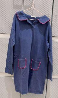 Dress anak size 8-9 tahun