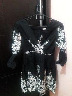 Dress wanita elegant