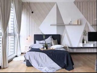 【Full Furnished+ 50K Cash Back】Best for Own Stay/ Invest beside Mall