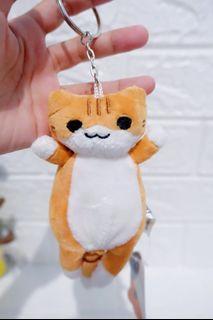 Ganci boneka kucing Oren