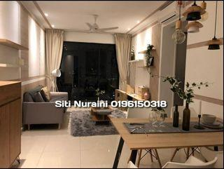 High Level Floor with Great View @ KENWINGSTON AVENUE, SUNGAI BESI