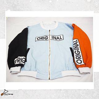 "Jacket Bomber  Tritone Classic ""Original"" Korea Second"