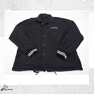 "Jacket Coach Jeans Black Premium ""Reborn & Andi"" Korea Second"