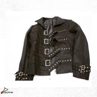 "Jaket Belt Jeans Official Merchandise Bigbang Monster Series BNWT ""Vintage"""