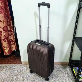Jay Gee Cabin Spin 4 wheel luggage bag case