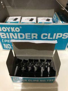 JOYKO Binder Clips No 155 (Penjepit)
