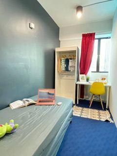 Just the right room for Muslim Ladies!🧕  Muslim Friendly Room with Fully Furnished at KL City Center! Comfortability guaranteed! 💯