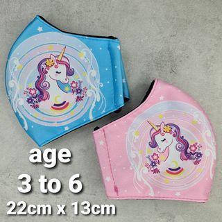 Kids Unicorn Mask