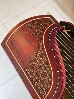 New guzheng zither cca 初学者使用古筝