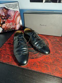 Pedro formal lace up