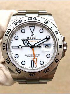 Rolex Explorer II 216570 888 2020