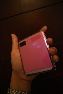 Samsung Z Flip Purple