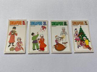 Singapore 1971 festivals mnh