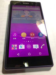 Sony Xperia Z1 C6902 紫色 2G/16G 便宜售(可議)~