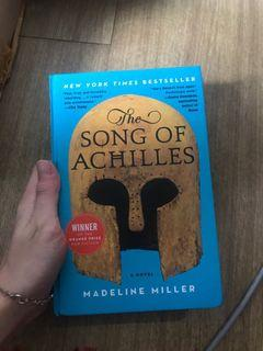 The Song Of Achilles Hardcover - NON ORI