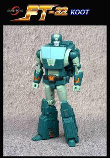 Transformers FansToys FT-22 Koot (Kup)
