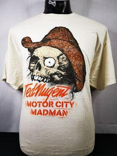 T-SHIRT BAND TED NUGENT