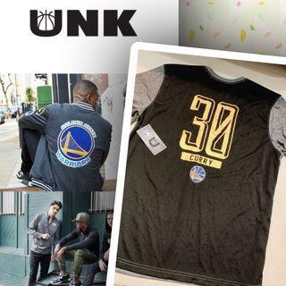 UNK全新NBA涼感衣curry