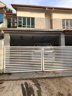 [WTS] 2 STOREY TERRACE HOUSE BANDAR NUSA RHU