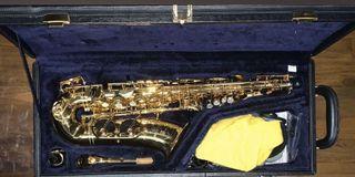 YAMAHA Custom Alto Saxophone YAS-875EX