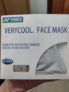 Yonex YY verycool sports face mask 運動口罩 AC480