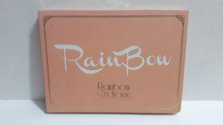 2012年 韓國版 女團組合 RainBow Syndrome 1st Original Album CD (K)
