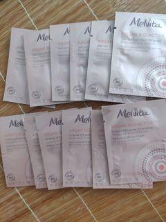 $30/12包包郵 melvita argan bio-active Intensive contouring serum 有機堅果活膚立體塑肌精華 & intensive lifting cream 有機堅果活膚緊緻面霜