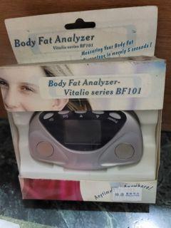 #618 豪展體脂計好攜帶BF101 AViTA Body Fat Analyzer