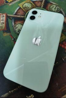 92% iPhone 12 64Gb (Green) 香港行貨 有保到 18/11/2021