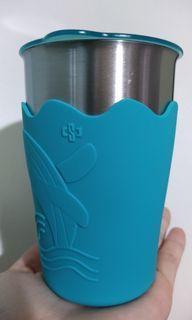 抗菌不鏽鋼冷水杯  109年中鋼股東紀念品
