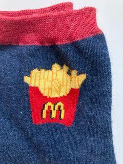 麥當勞襪子