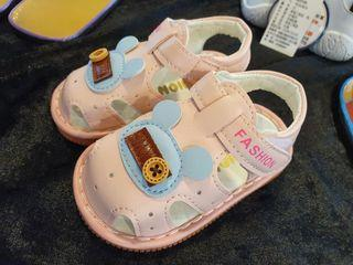 寶寶揪揪涼鞋