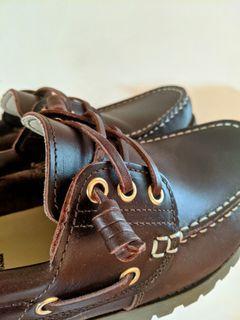 台製經典真皮雷根鞋
