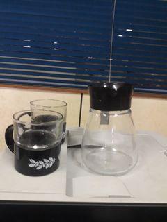 茶具組 玻璃杯#618
