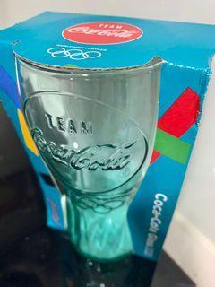 可口可樂 曲線杯