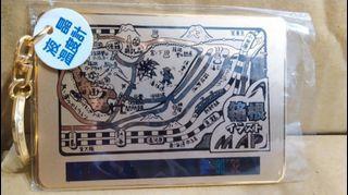 日本箱根 液晶溫度計 鑰匙圈